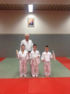 07 Judo - Guertel130308